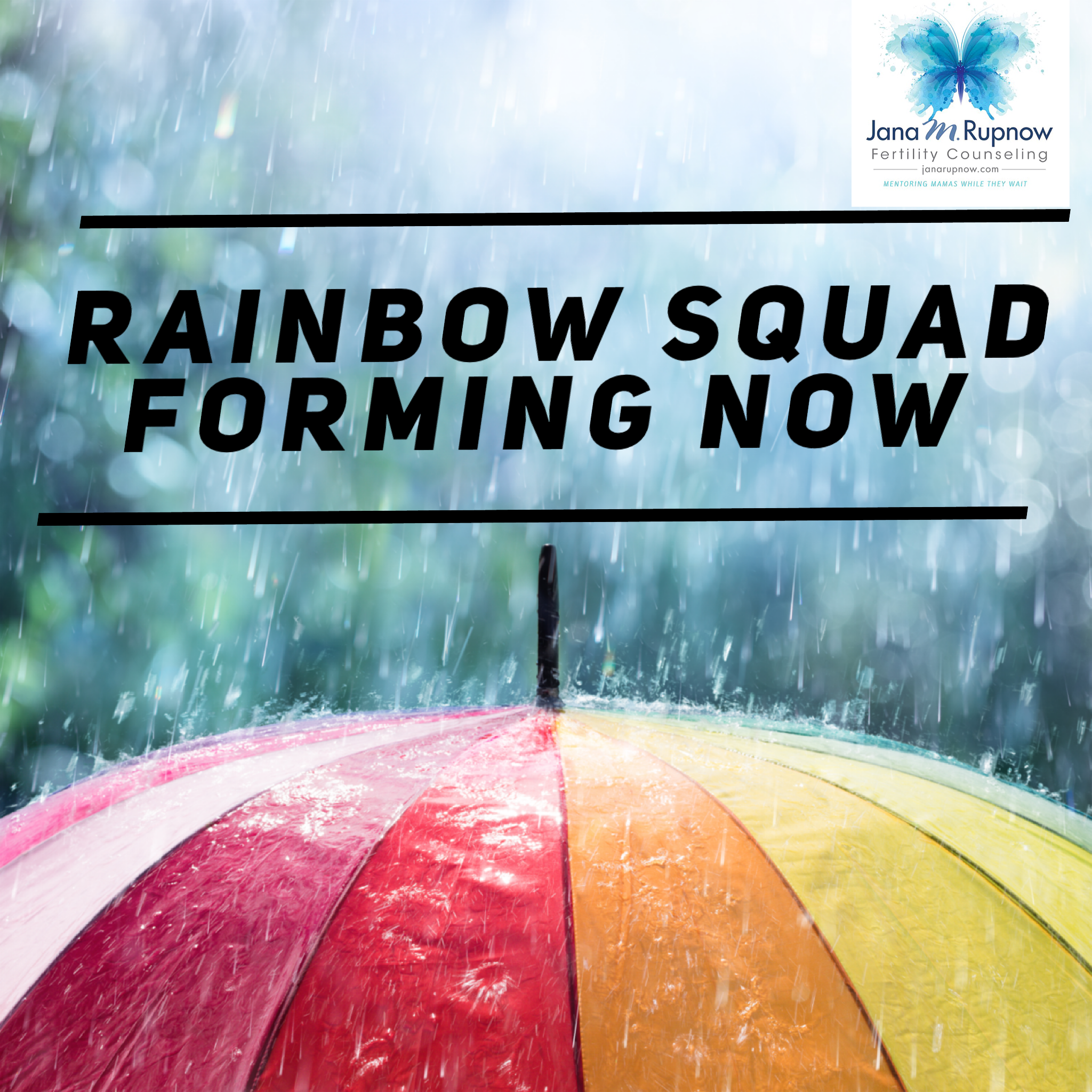 Rainbow Squad Infertilty Support Group